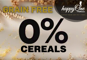 Why happyOne MEDITERRANEUM doesn't have cereals?